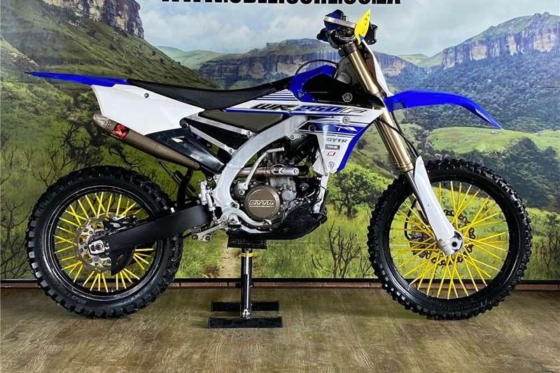Yamaha WR 2016