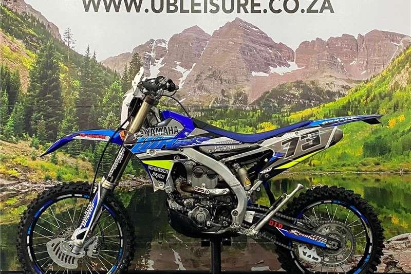 Used 2016 Yamaha WR
