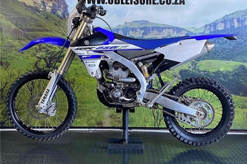 Used 2017 Yamaha WR