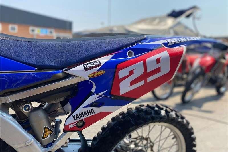 Used 2020 Yamaha WR