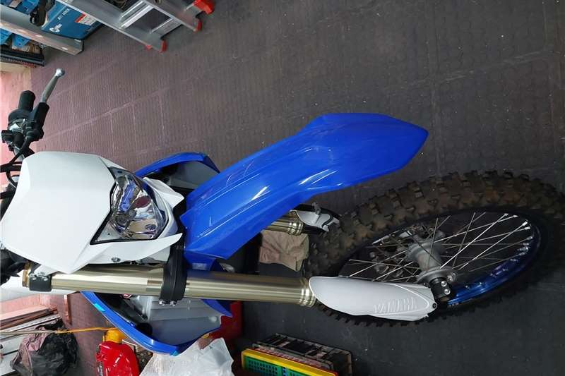 Used 2021 Yamaha WR