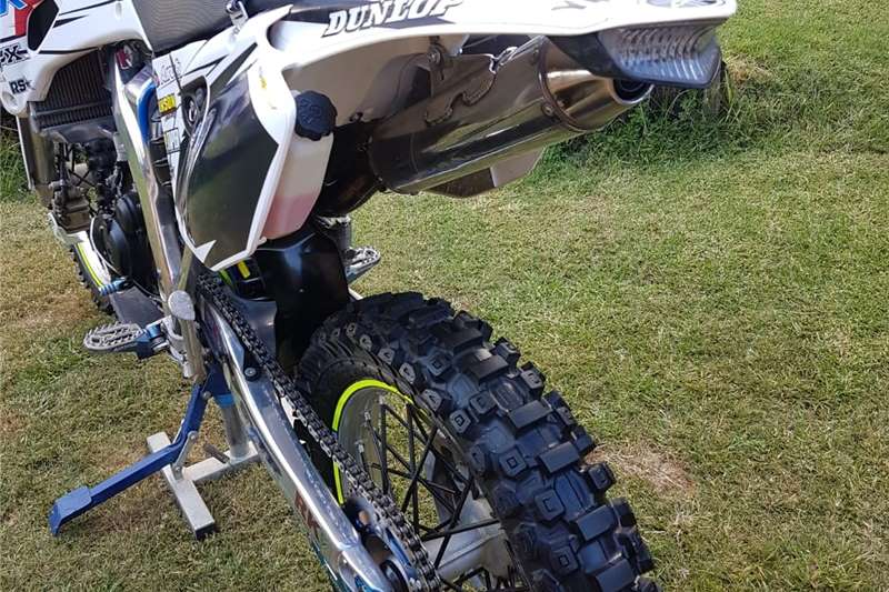 Yamaha WR 450F 2009