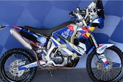 2007 Yamaha WR