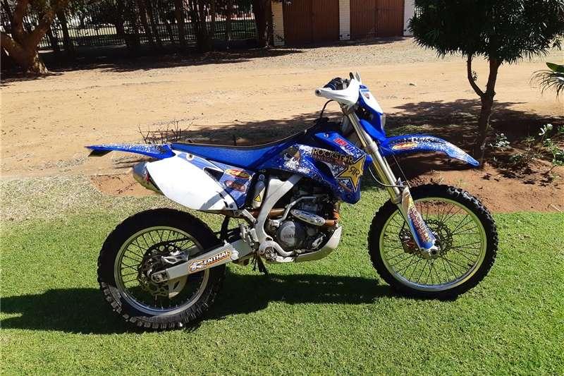 Used 0 Yamaha WR
