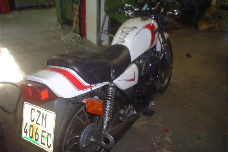 Yamaha XJ 1981