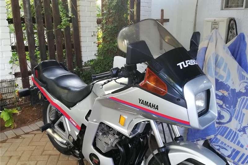Yamaha XJ 1983
