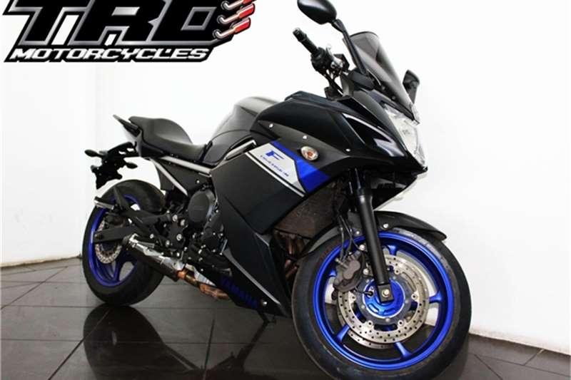 Yamaha XJ 600 2014