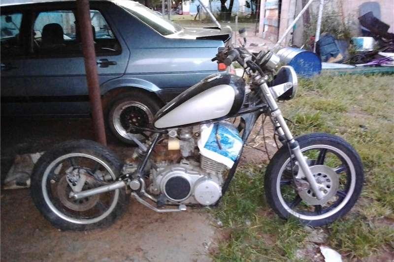 Yamaha XS 1979