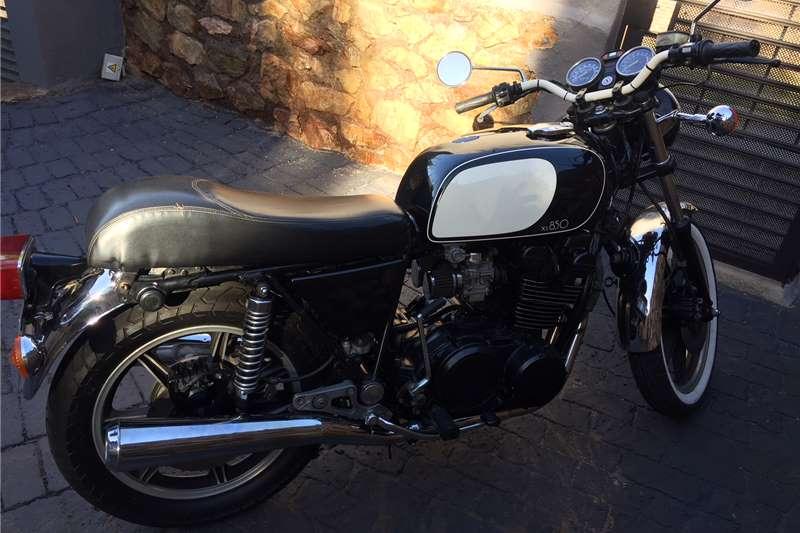 Yamaha XS 850 Custom 1980