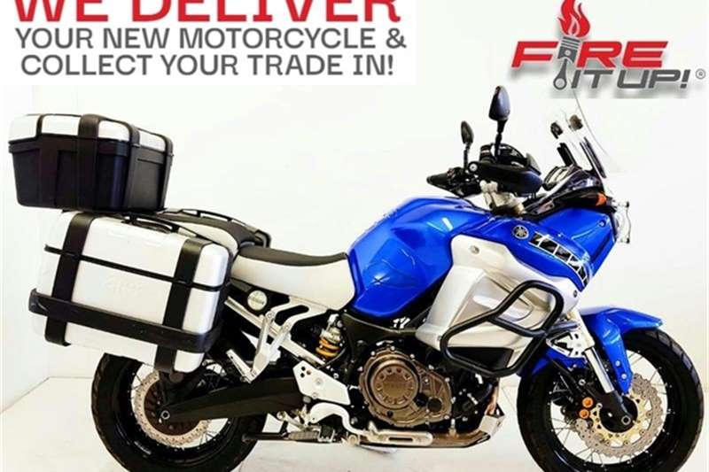 Yamaha XT 1200 Super Tenere 2012