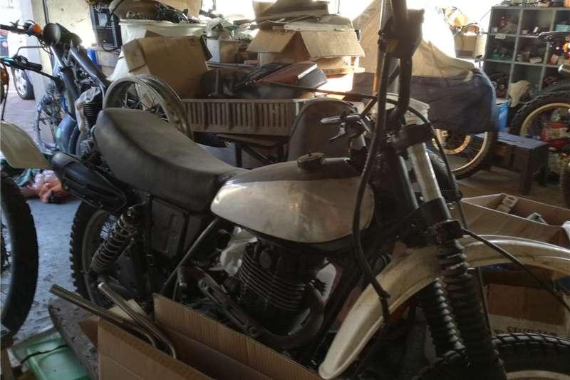 Used 1980 Yamaha XT