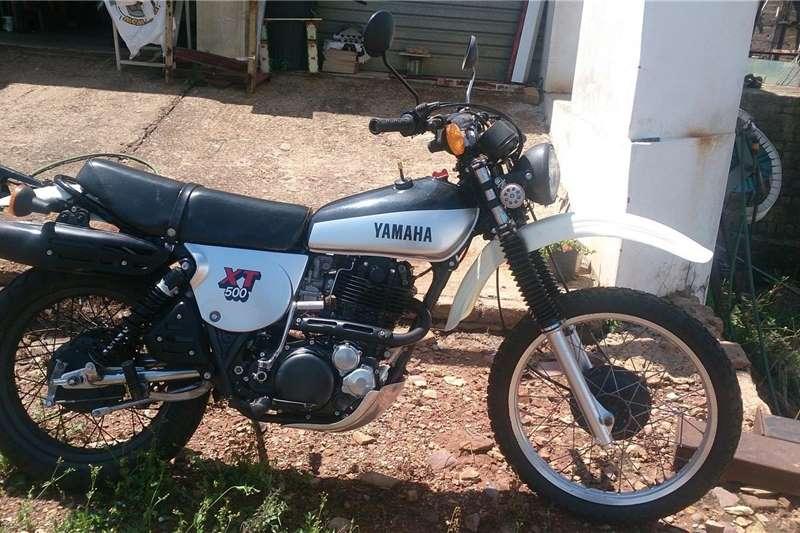Yamaha XT 1980
