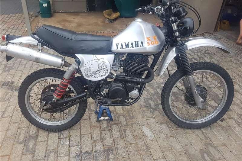 Yamaha XT 1981