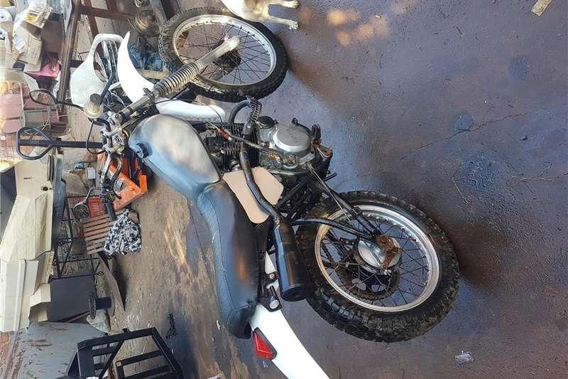 1982 Yamaha XT