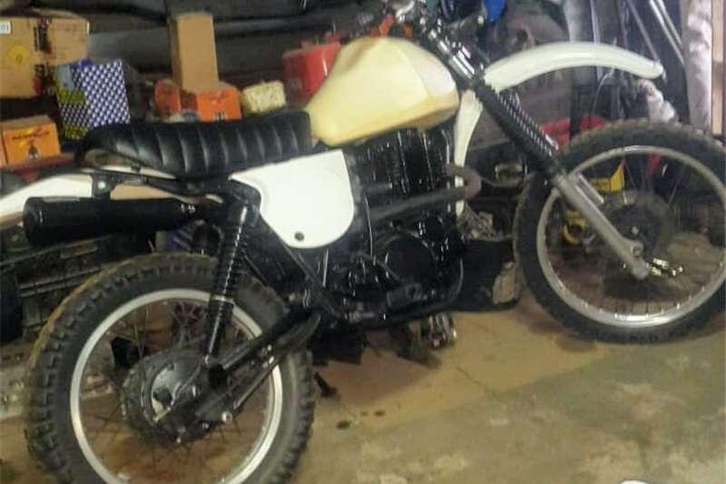 Yamaha XT 1983