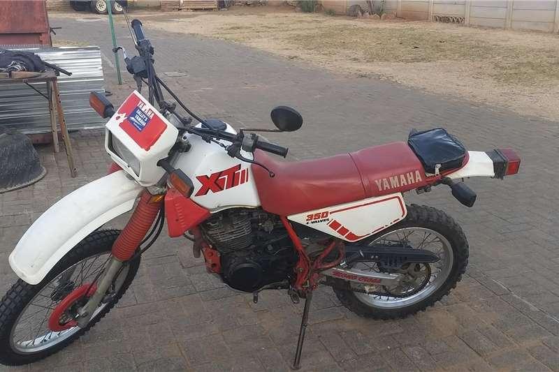 Yamaha XT 1991