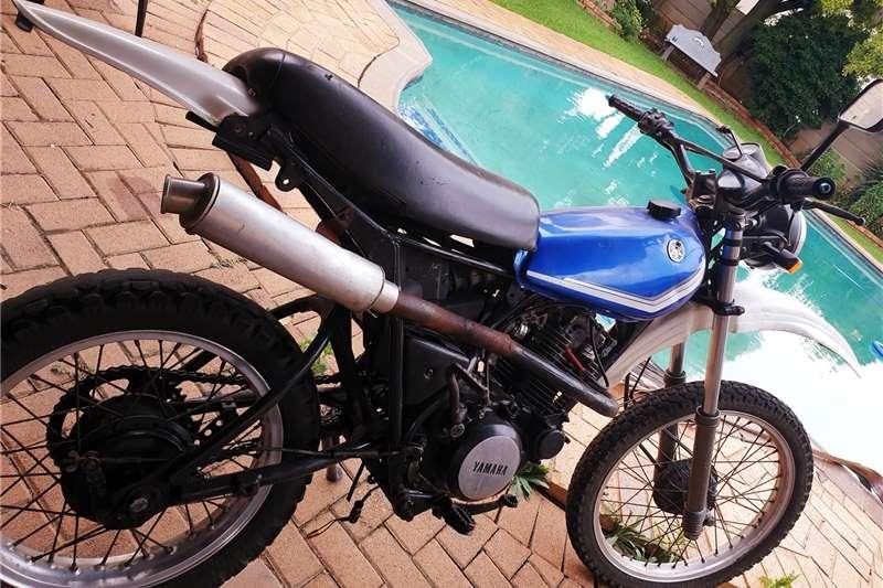 Yamaha XT 2000