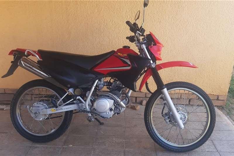 Yamaha XT 2008