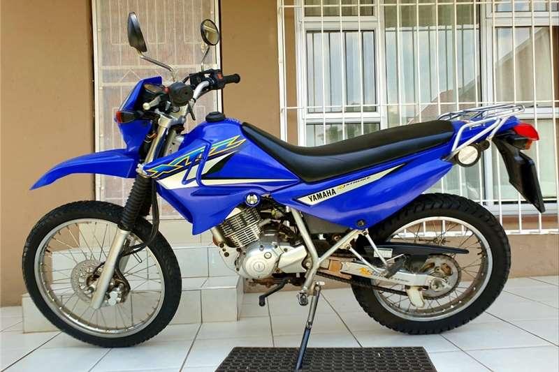 2008 Yamaha XT