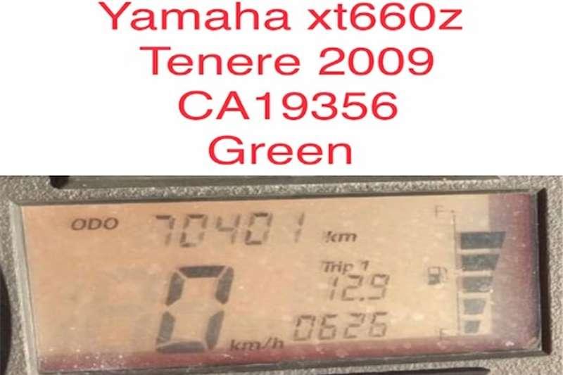 Yamaha XT 2009