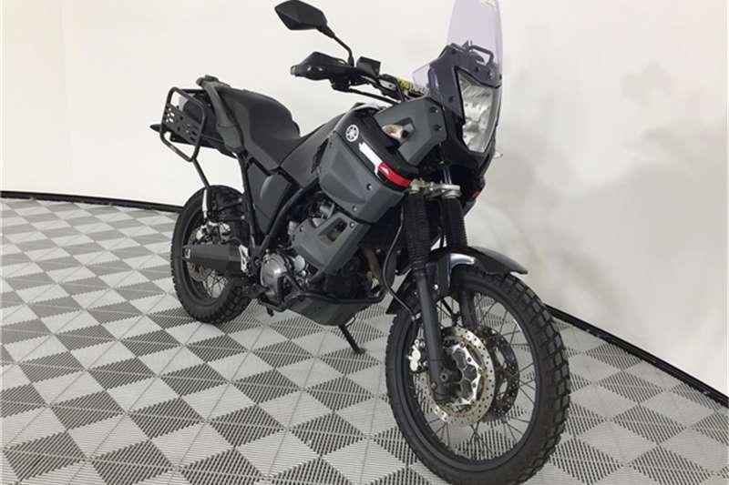 Yamaha XT 2011