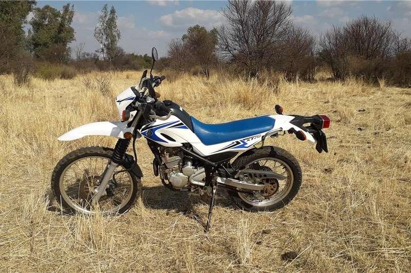 Yamaha XT 2012