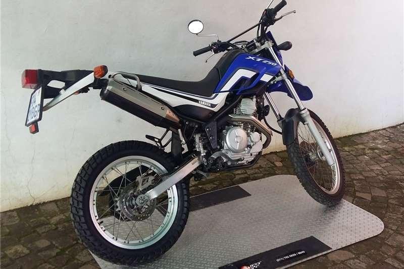 Yamaha XT 2015
