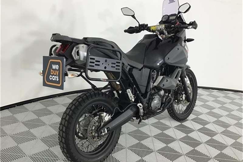 2011 Yamaha XT