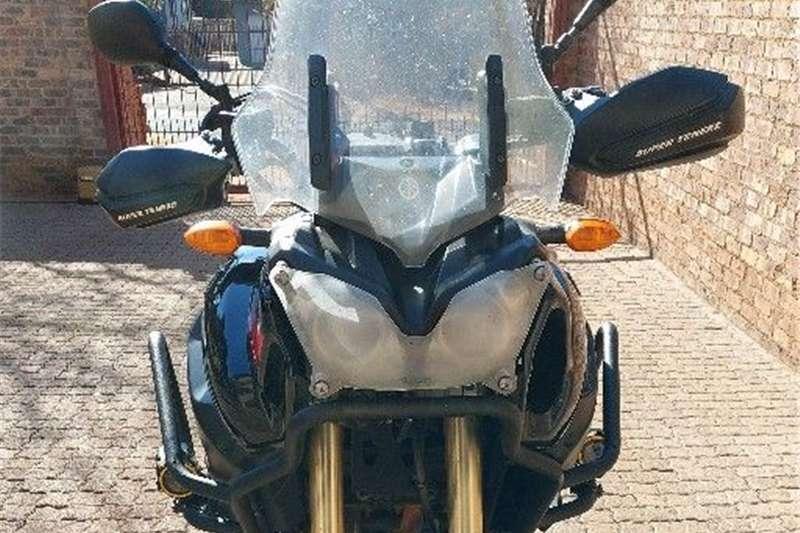 2011 Yamaha XT1200Z Super Tenere