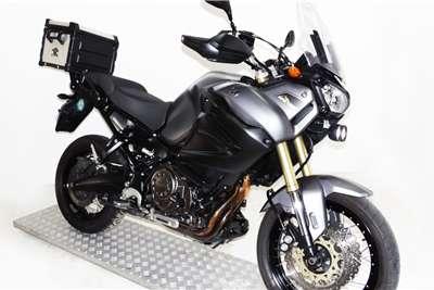 Yamaha XT1200Z Super Tenere 2014
