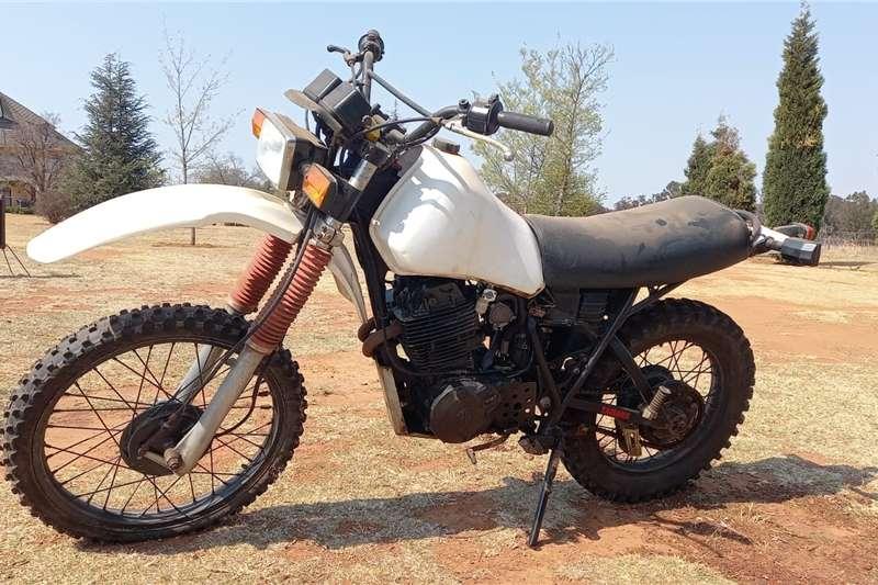 Used 0 Yamaha XT550