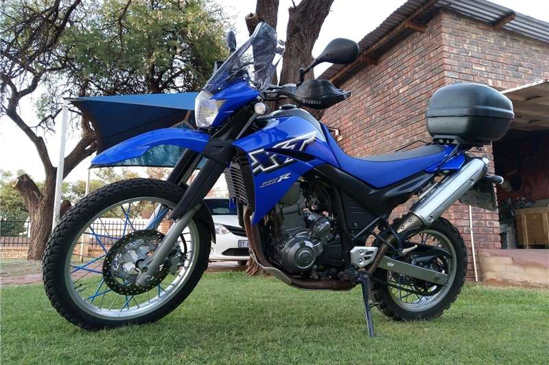 Yamaha XT660R 2006