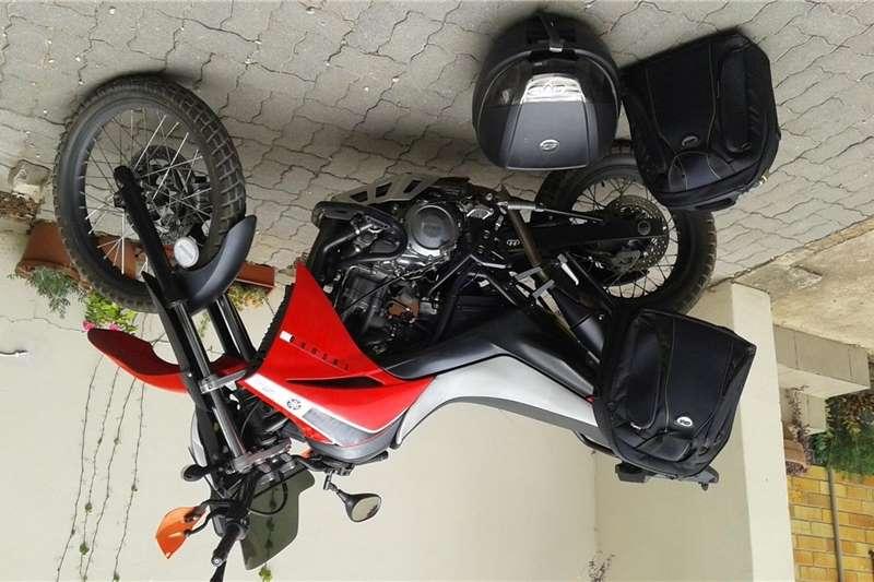 Yamaha XT660R 2011