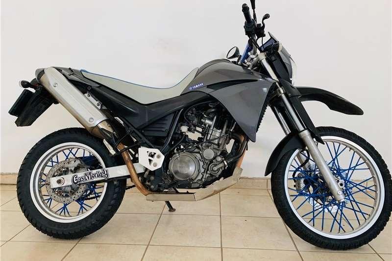 Yamaha XT660R 2014
