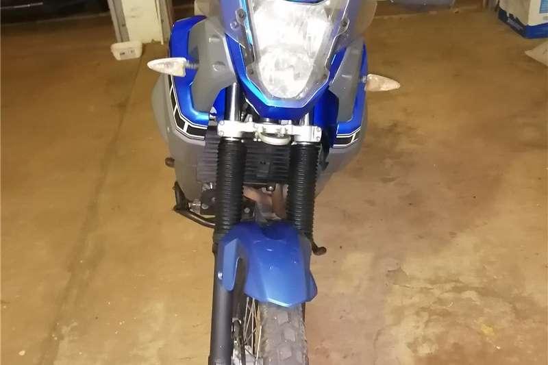 Yamaha XT660X 2009
