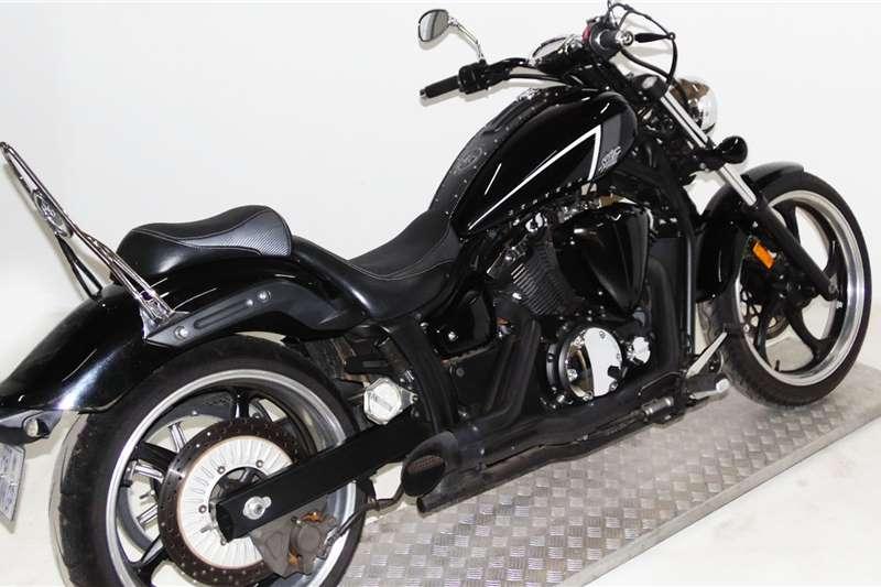 Yamaha XVS 650 2013