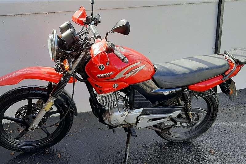 0 Yamaha YBR