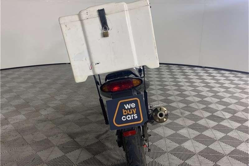 Used 2015 Yamaha YBR