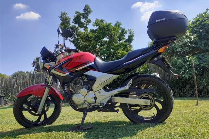 Yamaha YBR 250 2015
