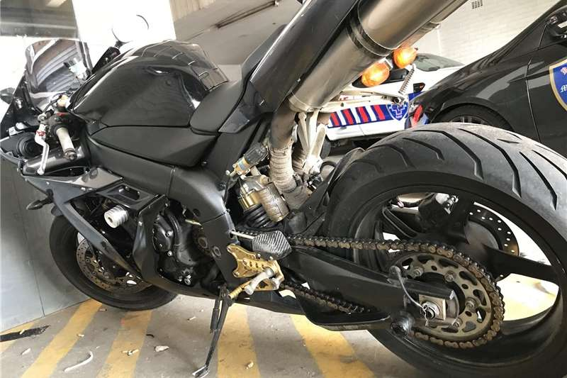 Yamaha YFS 2006