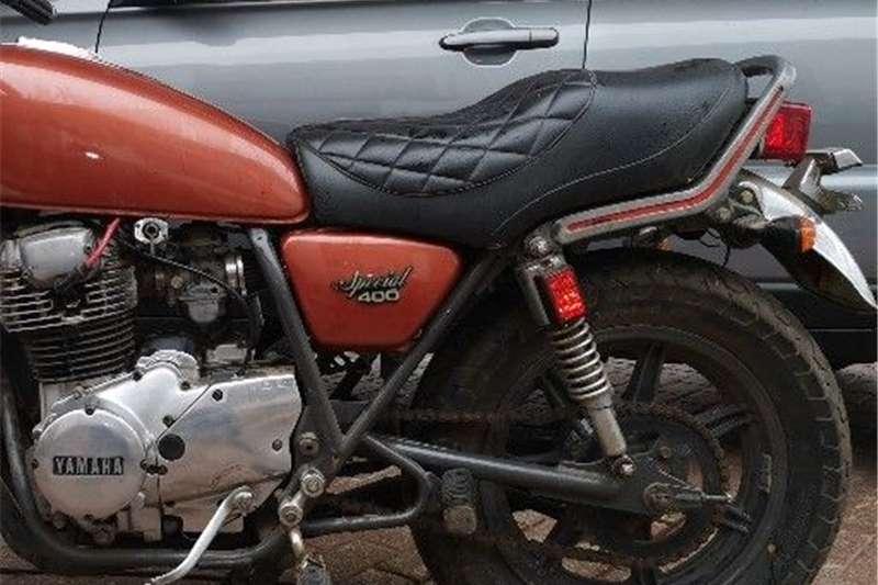 Yamaha YFZ 450 1981