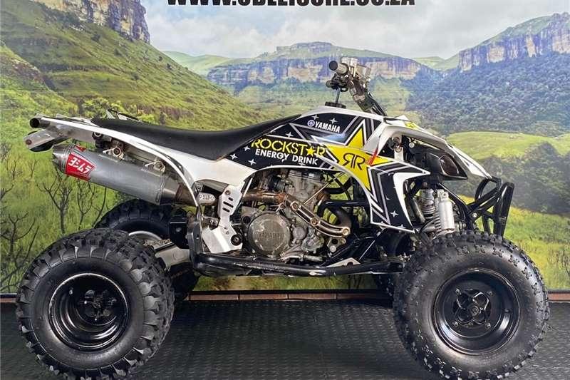 Yamaha YFZ 450 2004