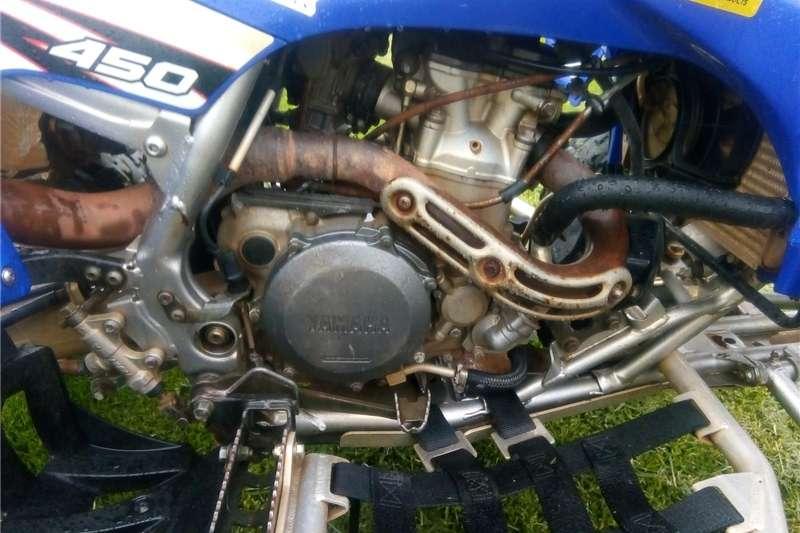 Yamaha YFZ 450 2006