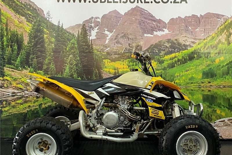 Used 2006 Yamaha YFZ 450