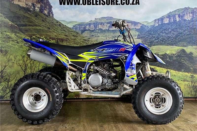 Yamaha YFZ 450 2013