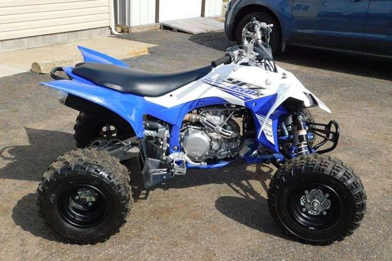 Yamaha YFZ 450 2014