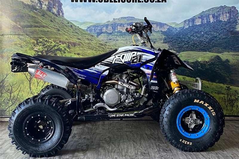 Yamaha YFZ 450 2015