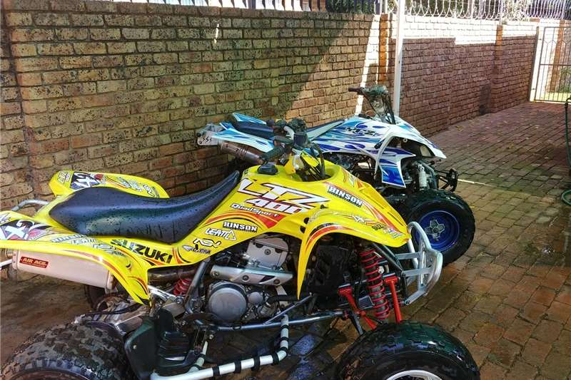 Used 0 Yamaha YFZ 450