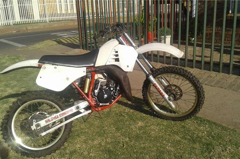 Yamaha YZ125 Motorcycles for sale in South Africa   Auto Mart