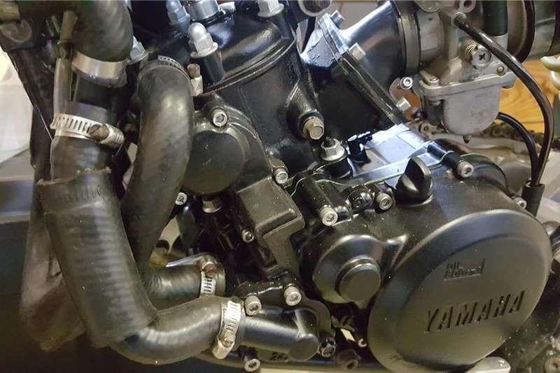 Yamaha YZ125 1985